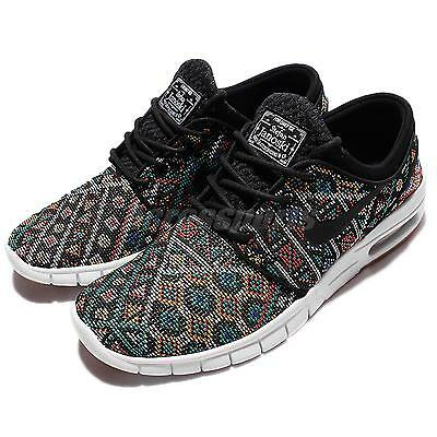 Nike Stefan Janoski Max PRM Seat Cover Aztec Geometry Mens Shoes 807497-003