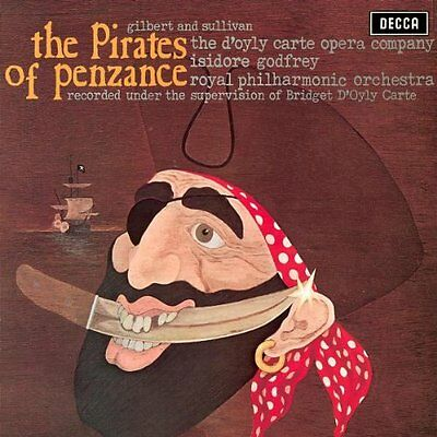 G & S - The Pirates Of Penzance        Dx2 NEW CD