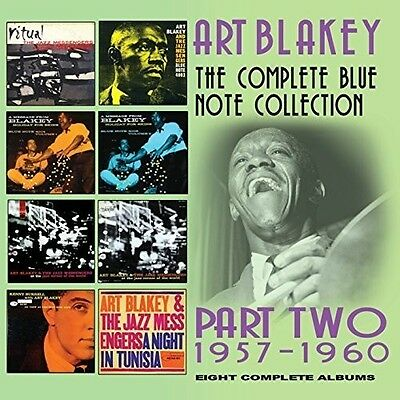 Art Blakey - Complete Blue Note Collection: 1957-1960 [New CD]