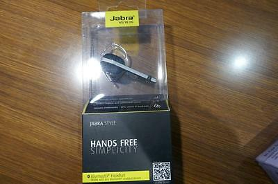 Jabra Style Bluetooth Wireless Esrbud Headset HD Voice HandsFree