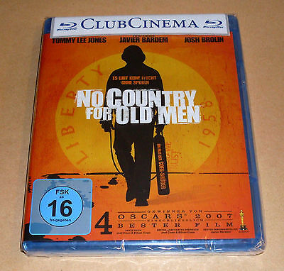 Blu Ray - No Country for Old Men - Tommy Lee Jones ( Blueray Film ) - Neu OVP