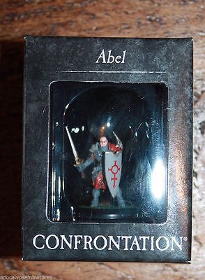 New Mint Boxed Painted Abel Confrontation 28Mm Rackham Miniatures