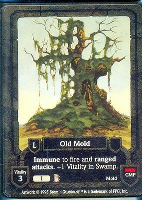 Guardians Ccg Old Mold Vo Common