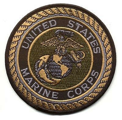 US Marines Subdued Patch
