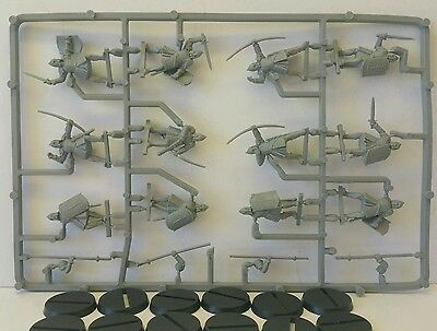 12 x Warriors of Minas Tirith plastic models NEW on Sprue LOTR The Hobbit