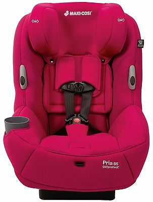 Maxi-Cosi Pria 85 Ribble Knit Convertible Child Safety Car Seat Havana Pink NEW