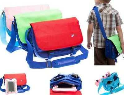 Kids Boys Girls Messenger Style Storage Travel Bag Case for Leapfrog LeapPad 3