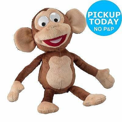 Funny Monkey Soft Toy. From the Official Argos Shop on ebay