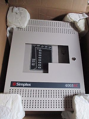 New Simplex 4003Ec Multifunction Voice Control System Panel 4003-9301, 0746114
