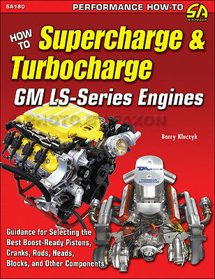 How to Turbo- and Supercharge Vortec Engine 5.3 6.0 6.2 Chevrolet Truck GMC