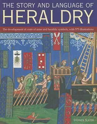 Story and Language of Heraldry by Stephen Slater Paperback Book (English)