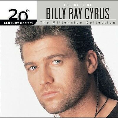 Billy Ray Cyrus - 20th Century Masters: Millennium Collection [New CD]