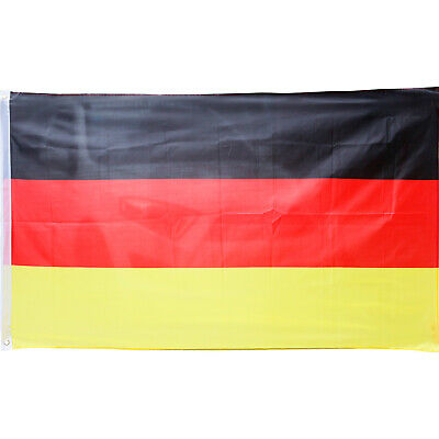 TRIXES Large German 5ft x 3ft 2016 Rio Olympic Games Flag