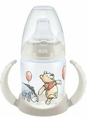 NUK Hard Spout Active Cup, Kiddy Cup With Rigid Spout, 300 ml