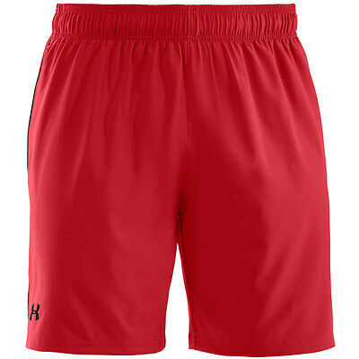 Under Armour Heatgear Mirage Short 8'' red black 1240128-600 Shorts Kurze Hose