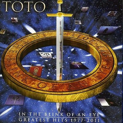 Toto - In the Blink of An Eye: Greatest Hits 1977 - 2011 [New CD]