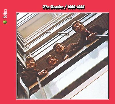The Beatles - The Beatles 1962 - 1966 (Red) NEW 2 x LP