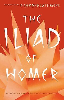 The Iliad of Homer by Homer Paperback Book (English)