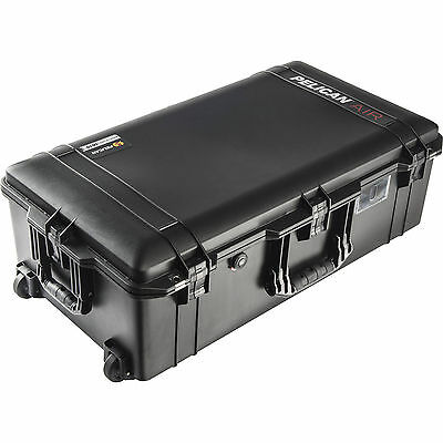 Pelican 1615 Air Protector Hard Case with Custom Foam & Wheels for DSLR Cameras