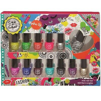 CHIT CHAT Super Teenager Nagellack Collection / Nail Polish SET 13teilig WoW (56
