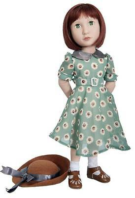 """A Girl For All Time Clementine, Your 1940's Girl 16"""" Articulated Vinyl Doll"""