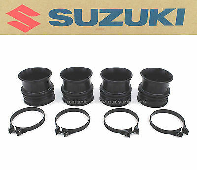 Suzuki Airbox Carb Carburetor Intake Boot Boots GS 750 1000 1100 (See Notes)F08