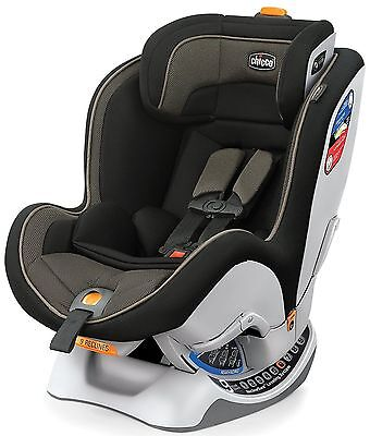 Chicco NextFit Convertible Child Safety Easy Install Car Seat Matrix New