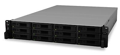 Synology RS3618xs RackStation 12 Bays Scalable NAS - Diskless