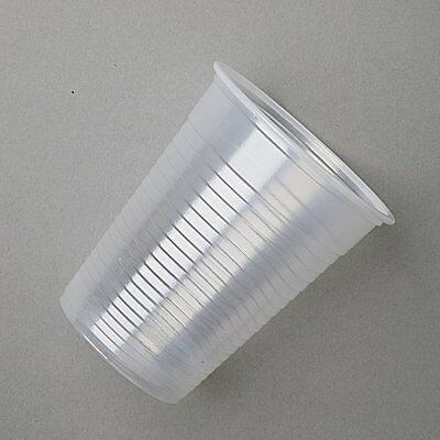 Crown Supplies Drinking Cup 7oz Clear - Pack of 100