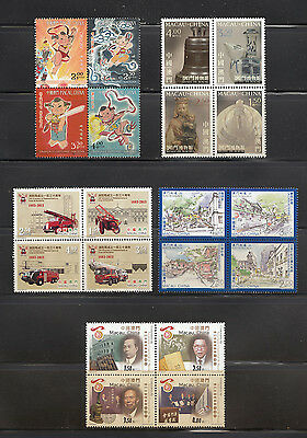 China Macau 2013 Whole Year of Snake Full Year Stamps Total 13 sets MINT