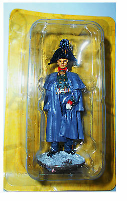 Soldatino Napoleonico  Staff officer of Okhotsk infantry  n.049 EAGLEMOSS