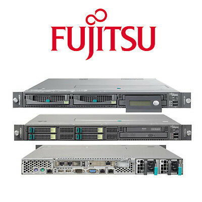Server Ricondizionato Fujitsu Primergy 2X Xeon Quad Core 16Gb Ram 292Gb Rack