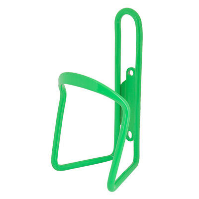 Sunlite Alloy Bicycle Water Bottle Cage Neon Green Road Commuter Mountain Bikes