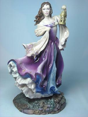Franklin Mint Figurine CATHERINE 7 Photos Emily Bronte Ltd Ed Wuthering Heights