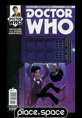 Doctor Who: The Eleventh Doctor Adventures: Year Two #12D (Wk35)