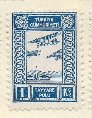 Turkey 1940 Early Issue Fine Mint Hinged 1k. 086128