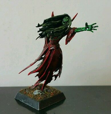 Vampire Counts Tomb Banshee well painted plastic model AOS Age of Sigmar OOP