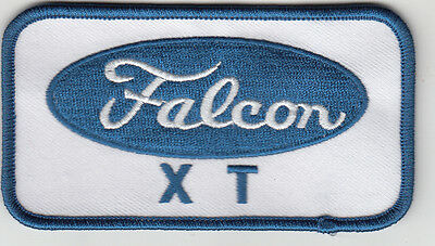 Ford Falcon Xt Embroidered Patch