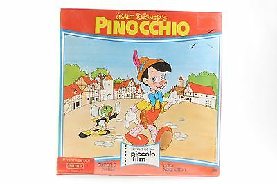 Walt Disney´s Pinocchio - Super 8 Super-8 Film Color Magnetton - OVP NEU