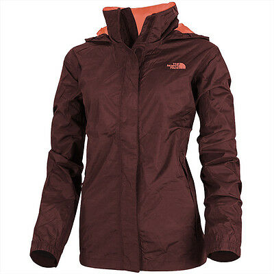 The North Face Woman Resolve Jacke Damen red T0AQBJHBM Outdoor Regen Windjacke