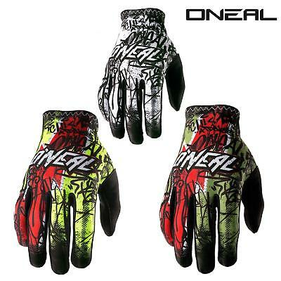 O'Neal Matrix Vandal Handschuhe Gloves Moto Cross MX SX FMX Enduro Offroad Quad