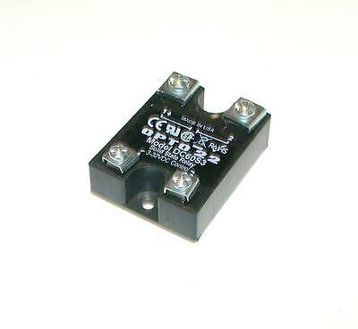 New Opto 22  Dc60S3  Solid State Relay 60 Amp 3-32 Vdc Logic No Box