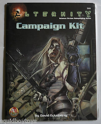ALTERNITY #2808 Campaign Kit TSR Role Playing  TSR