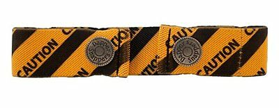 Dapper Snappers Original Toddler Pattern Belts - Caution