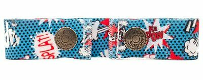 Dapper Snappers Original Toddler Pattern Belts - Comic