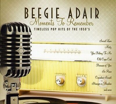 Beegie Adair - Moments to Remember [New CD]