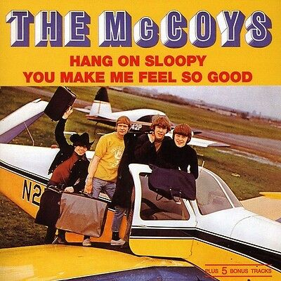 The McCoys - Hang on Sloopy [New CD]
