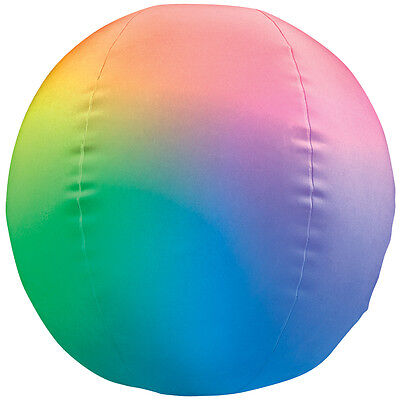 "NEW Inflatable Light-Up 11"" LED Party Beach Ball For Beach Pool Concerts & More"