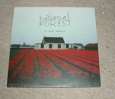 """National Forest - In your makeup     UK 10"""""""