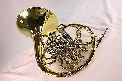Conn 12DS Full Double Descant Horn in Bb and F Alto MINT QuinnTheEskimo